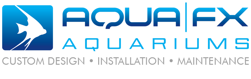 Aqua FX Aquariums Cover Logo