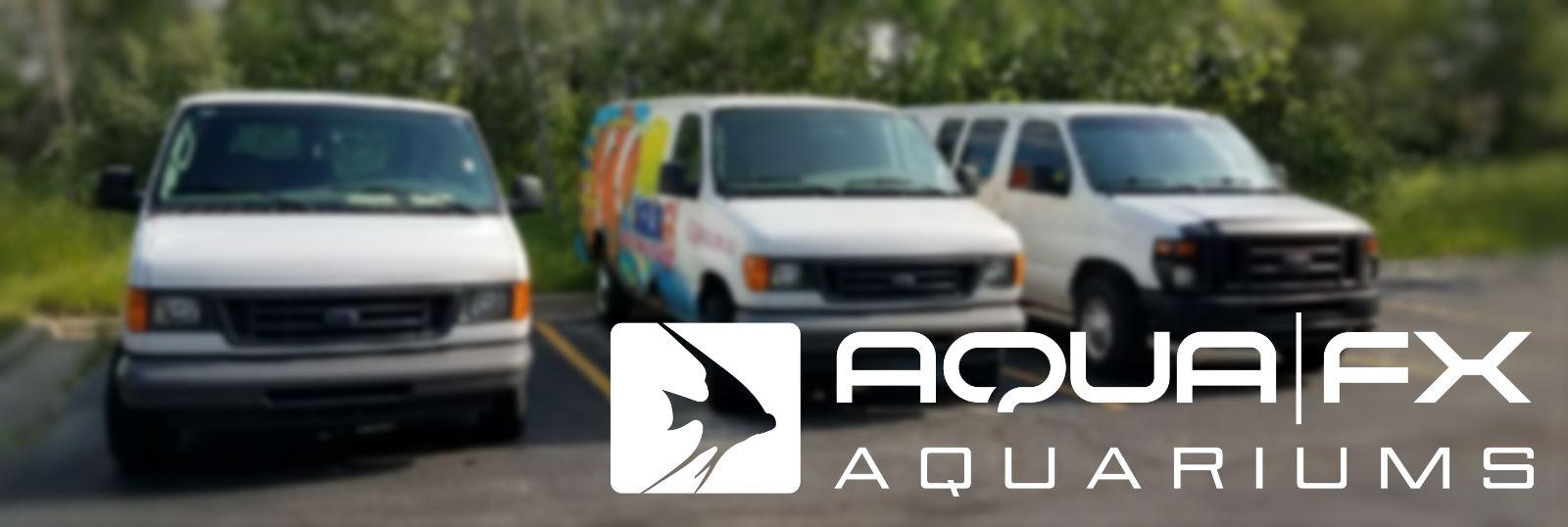 Aqua FX Aquariums Vans